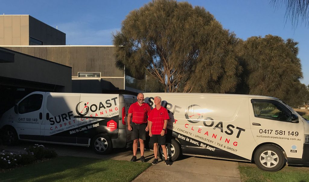 Who Are We Surf Coast Carpet Cleaning